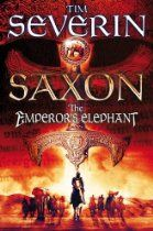 Saxon: The Emperor's Elephant By Tim Severin - Sigwulf, a Saxon prince exiled to the court of Carolus, King of the Franks, is summoned by the royal advisor Alcuin of York. Carolus has received magnificent gifts from the Caliph of Baghdad and is determined to send back presents that will be equally sensational. White is the royal colour of Baghdad so the most important gifts will be rare white animals from the Northlands.