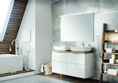 Meble łazienkowe/ bathroom furniture Ambio New Collection Double Vanity, Bathroom, Design, Washroom, Bathrooms, Bath, Double Sink Vanity