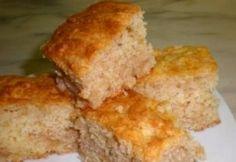 Kevert almás Cornbread, Ethnic Recipes, Food, Millet Bread, Essen, Meals, Yemek, Corn Bread, Eten