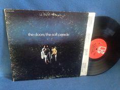 RARE Vintage The Doors  The Soft Parade Original by sweetleafvinyl