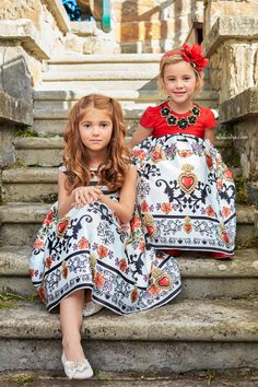 VOGUE ENFANTS: NEW SEASON SS16: Complement a spring garden from Graci