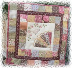 Val Laird Designs - Journey of a Stitcher: Search results for biscornu