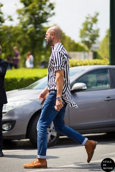 Milan Vukmirovic Street Style Street Fashion Streetsnaps by STYLEDUMONDE Street Style Fashion Blog