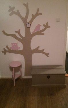 muur boom van xenos.. maybe one day leuk voor kinderkamer, Deco ideeën