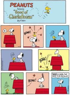 Today on Peanuts - Comics by Charles Schulz Snoopy Comics, Cute Comics, Peanuts Cartoon, Peanuts Comics, Peanuts Gang, Old Cartoons, Funny Cartoons, Funny Cute, The Funny