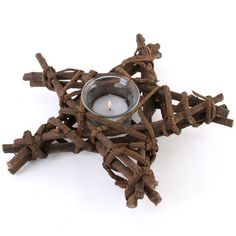 A large natures pentagram candle holder suitable for tealights. Candle not included.The price is for one pieceApprox across Candle Lanterns, Candles, Candle Burner, Wood Watch, Tea Lights, Candle Holders, Clock, Psychic Readings, Pentagon