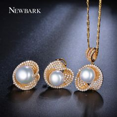 Find More Jewelry Sets Information about NEWBARK Womens Fashion Jewelry Sets…
