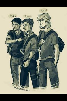 Love it! How is it that Viria does fanart for all the books I love!? I love her art by the way!!:)