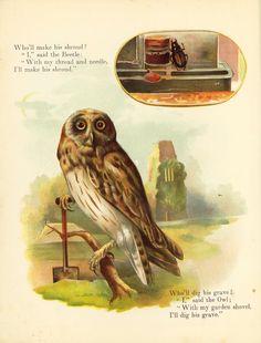 I, said the Owl