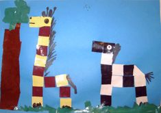 Camping Can Be Fun And Adventurous With This Advice *** To view further for this article, visit the image link. Jungle Safari, Jungle Animals, Preschool Zoo Theme, Caterpillar Craft, Construction Paper Crafts, Little Giraffe, Animal Habitats, African Safari, Elementary Art