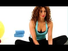 Exercises for Thighs: Seated Butterfly Stretch Hip Strengthening Exercises, Hip Flexor Exercises, Hip Stretches, Thigh Exercises, Back Exercises, Lazy Girl Workout, Fitness Workout For Women, Hip Workout, Workouts