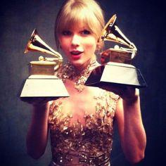Taylor Swift:; Grammy's