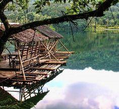 lake danao ormoc philippines