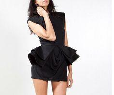 peplum dress styles
