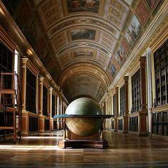 Librairie du Chateau de Fontainebleau