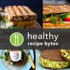 5 Healthy Sandwich Recipes from Around the Web | Greatist
