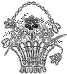 Bobbin Lace Patterns, Symbols, Embroidery, Floral, Ideas, Art, Bobbin Lace, Log Projects, Bobbin Lacemaking