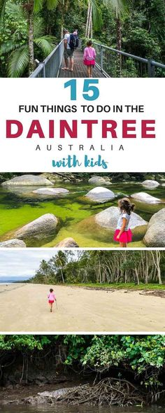Daintree Tours – Things to do in the Daintree – Thrifty Family Travels Daintree Tours – Things to do in the Daintree – Thrifty Family Travels Traveling With Baby, Travel With Kids, Family Travel, Traveling By Yourself, Family Vacations, Australia Travel Guide, Visit Australia, Australia Trip, Western Australia
