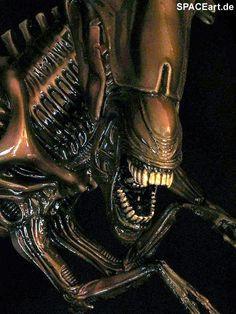 Alien 2: Alien Queen, Modell-Bausatz, http://spaceart.de/produkte/al130.php
