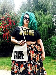 Candystrike is one of my favorite independent plus size designers.   Pinterest: doublecloth