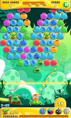 Bubble Games, Match 3 Games, Lottery Winner, Game Ui, Game Design, Board Games, Video Game, Indie, Tile
