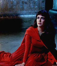 Elizabeth Taylor # cleopatra # 1963