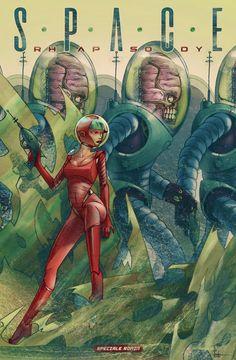 """È online """"Space Rhapsody"""", rivista digitale di fumetti, con una raccolta di racconti brevi sci-fi https://sbamcomics.it/blog/2018/01/06/space-rhapsody-ronin/"""