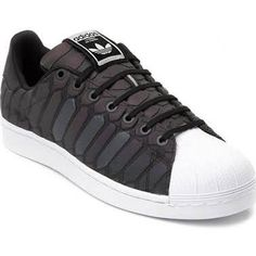 0c0a3f7f509 Mens adidas Black   White Superstar Xeno Athletic Shoe One-Size