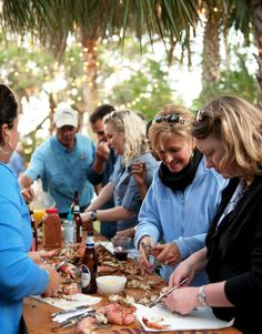 Corporate Events Goat Island- done by Absolutely Charleston #absocharleston