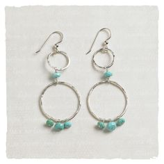 Essence of Turquoise Earrings