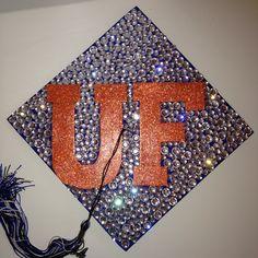 Graduation cap! #UF