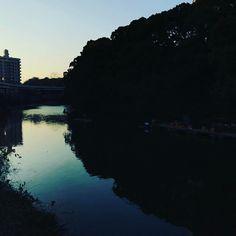 紀尾井町なんて久々に行ったんだ #refrection #kioicho #tokyo #japan
