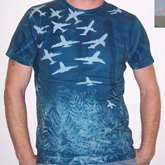 An Art Teacher surely needs a cyanotype tshirt!