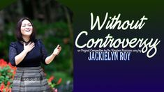 Without Controversy - Jackielyn Roy (Live Powerline) King Do, Singing, Live, Music, Pastor, Musica, Musik, Muziek, Music Activities