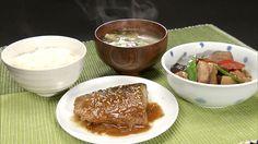 村田流煮物定食|水野真紀の魔法のレストランR