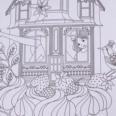 WS AU Young Adult English Alice IN Wonderland Inky Treasure Hunt Coloring Book