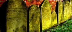 Hereford Gravestones Early Light # dailyshoot # leshainesimages Taken early morning just as the sunlight caught the stones, and added contrast to the engravings. Taken on my new Panasonic set on auto.