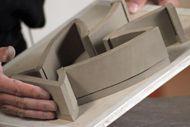 Slab building techniques #DIY #ceramics