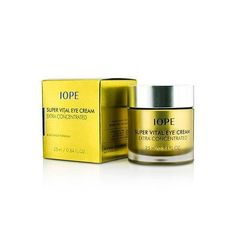 IOPE Super Vital Eye Cream Extra Concentrated 25ml *** Click on the image for additional details.