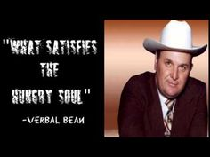 What Satisfies The Hungry Soul | Verbal Bean (AUDIO) - YouTube