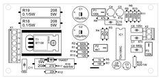 Aufbau Sch 252 Tz Elektrobauteile Pinterest