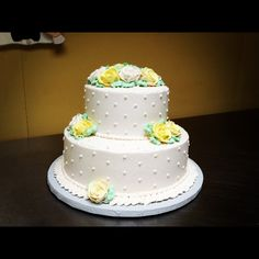 Images About Buttercream Wedding Cakes On Pinterest Salt Lake City