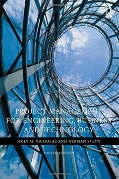 Project Management for Engineering, Business and Technology by John M. Nicholas http://www.amazon.co.uk/dp/0080967043/ref=cm_sw_r_pi_dp_vUldxb1F6H0JT
