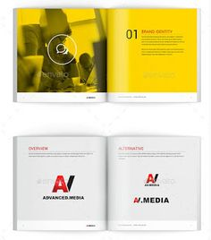 Of The Best Brochure Templates For Designers  Brochure