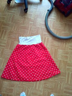 sukně do nápletu