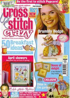 Cross Stitch Crazy 070