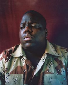 Happy Birthday Christopher Wallace. No more worst days now youre sipping champagne when youre thirsty... RIP. Photo: Martina Hoogland Ivanow by maharishi