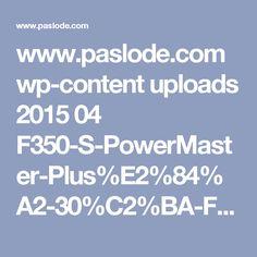 www.paslode.com wp-content uploads 2015 04 F350-S-PowerMaster-Plus%E2%84%A2-30%C2%BA-Framing-Nailer.pdf