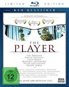http://ift.tt/1Oh0cR9 The Player [Limited Edition] [Blu-ray] #lilolp$#