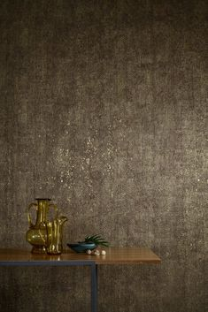 The range is complemented by bi- items as well as and designs on a backing. Art Deco Wallpaper, Modern Wallpaper, Home Wallpaper, Wall Texture Design, Wall Design, Living Room Wallpaper Texture, Wall Wardrobe Design, Green Copper, Dining Room Walls